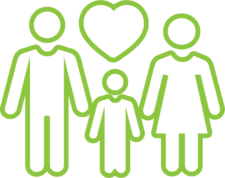 Aider des familles dans le besoin et agir contre le gaspillage alimentaire